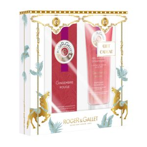 Roger & Gallet Pack Gingembre Rouge