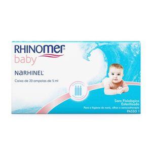 Rhinomer Baby - Narhinel Unidoses