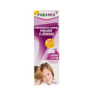 Paranix Spray Tratamento Contra Piolhos e Lêndeas