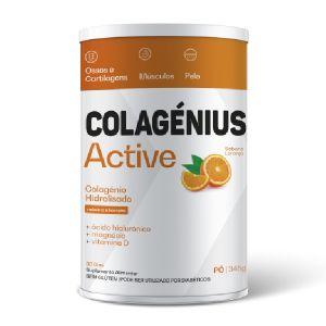 Colagenius Active Laranja Pó