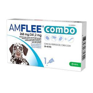 Amflee Combo Cão 268Mg