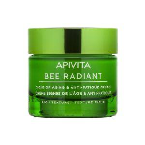Apivita Bee Radiant Creme Textura Rica