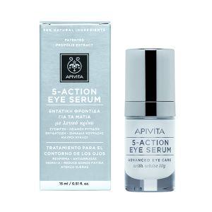 Apivita 5-Action Sérum de Olhos