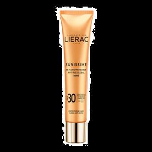 Lierac Sunissime Fluído Protetor Dourado FPS 30+