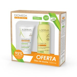 A-Derma Pack Exomega Control