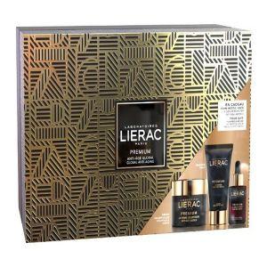 Lierac Premium Voluptueuse Coffret Creme Oferta Máscara e Sérum