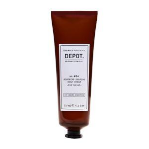 Depot N. 404 Creme De Barbear Para Pincel - 125ML