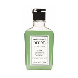 Depot N. 406 Gel De Barbear Transparente
