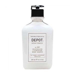 Depot N. 501 Champô Para A Barba