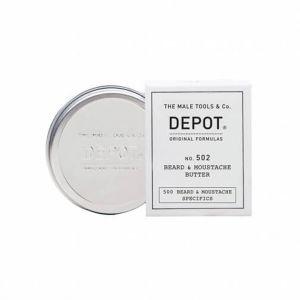 Depot N. 502 Manteiga Para Barba E Bigode