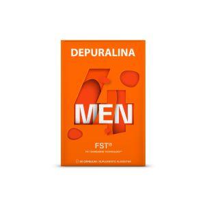 Depuralina 4 Men Cápsulas