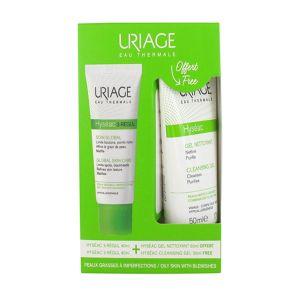 Uriage Kit Hyséac 3-Regul + Oferta Uriage Hyséac Gel de Limpeza