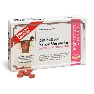 Bioactivo Arroz Vermelho - 150 Comprimidos