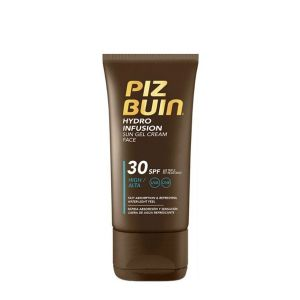 Piz Buin Hydro Infusion Creme Solar Facial FPS30