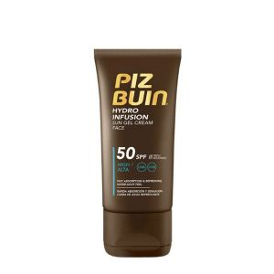 Piz Buin Hydro Infusion Creme Solar Facial FPS 50