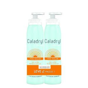 Caladryl Pós-Solar Ice Gel Oferta 2ª Embalagem