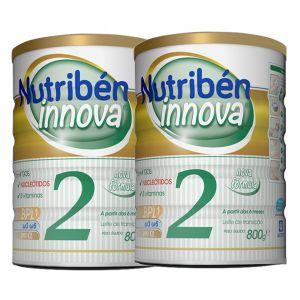 Nutribén Innova 2 Pack Duo Leite de Transição