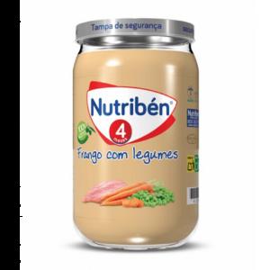 Nutribén Boião Frango Com Legumes