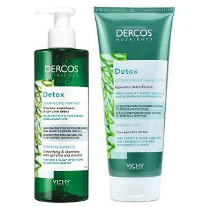 Vichy Dercos Nutrients Detox Coffret