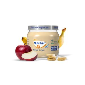 Nutribén Boião Banana e Maçã
