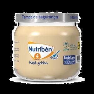 Nutribén Boião Maça Golden