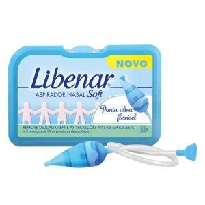 Libenar Baby Aspirador Nasal + 5 Recargas