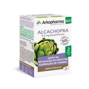 Arkocápsulas Alcachofra Bio Cápsulas - 80 Cápsulas