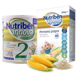 Nutribén Pack Leite Innova 2 Oferta Papa Innova Sem Lactose