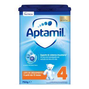 Aptamil 4 Júnior Leite Crescimento