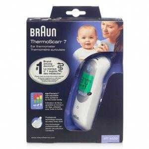 Braun Thermoscan7 Termómetro Auricular