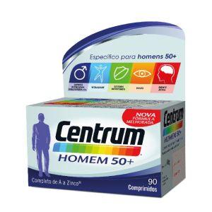 Centrum Homem 50+ - 90 Comprimidos