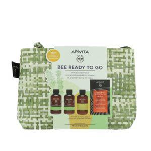 Apivita Kit Viagem Bee Ready To Go