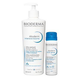Bioderma Atoderm Intensive Baume Oferta Bioderma Atoderm Sos Spray