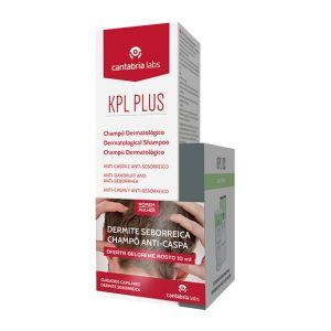 KPL Plus Champô Dematológico Anti-Caspa Oferta KPL DS Gel-Creme