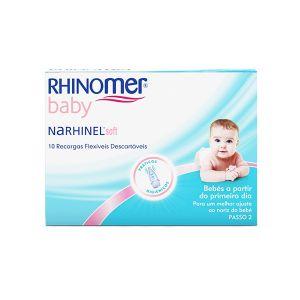 Rhinomer Baby - Narhinel Soft Recargas Aspirador Nasal