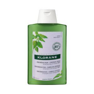 Klorane Capilar Champô Ortiga Branca Bio - 200Ml