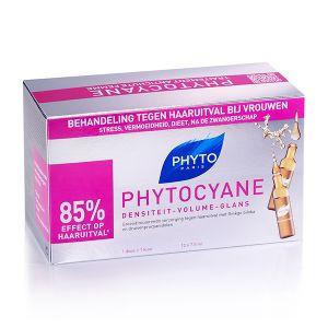 Phyto Phytocyane Ampolas