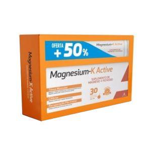 Magnesium-K Active Comprimidos Oferta de 50%