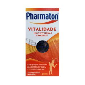 Pharmaton Vitalidade - 30 Cápsulas