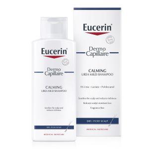 Eucerin Dermo Capilar Champô Apaziguante 5% Ureia