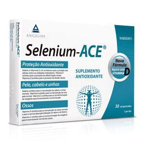 Selenium Ace Comprimidos