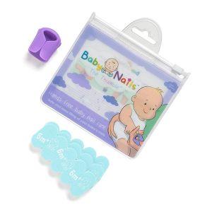 Baby Nails Conjunto De Limas 6M+