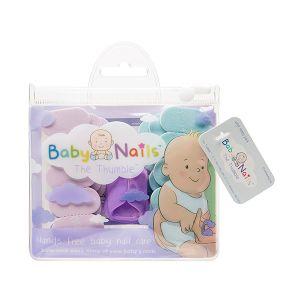 Baby Nails Conjunto De Limas Misto 0M+ & 6M+
