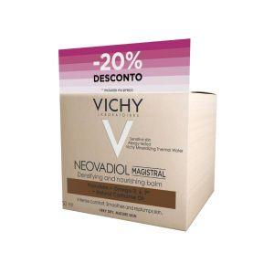 Vichy Neovadiol Magistral Creme De Dia Pele Seca -20% Desconto