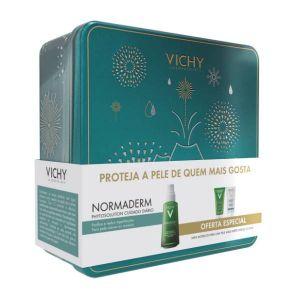 Vichy Coffret Normaderm Phytosolution - Edição Natal 2020