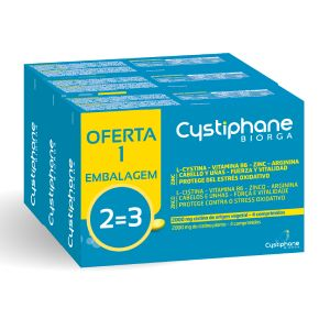 Biorga Cystiphane Comprimidos 2=3