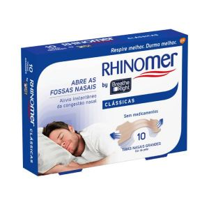 Rhinomer By Breathe Right Penso Nasal Clássico Grande