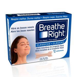 Breathe Right Clássicas Pequenas/Médias