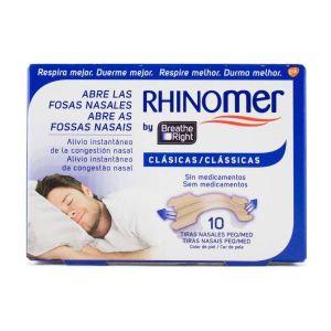 Rhinomer By Breathe Right Clássicas Pequenas/Médias