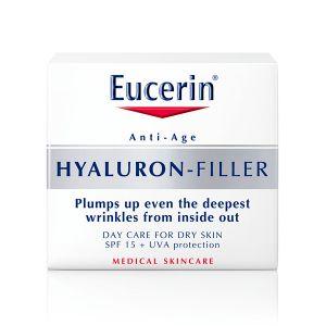 Eucerin Hyaluron-Filler Dia Pele Seca